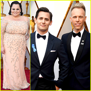 Greatest Showman's Keala Settle Looks So Glam at Oscars 2018