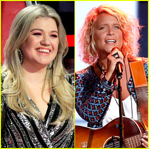 Kelly Clarkson Responds to 'The Voice' Contestant Upset By Her Comparison to Other Gay Singers