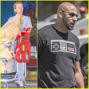 Kendra Wilkinson & Hank Baskett Step Out Together Amid Reported Marital Issues