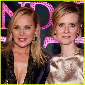 Kim Cattrall Reveals What She Thinks of Cynthia Nixon's Governor Run