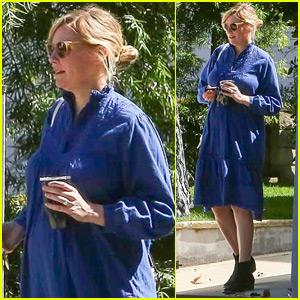 Kirsten Dunst Does Some Last Minute Baby Shopping in LA