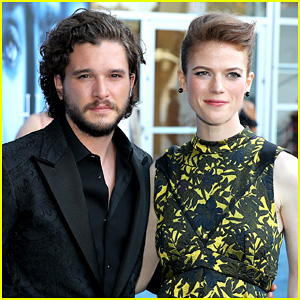 Rose Leslie Had to Kick Kit Harington Out of the House for This Reason
