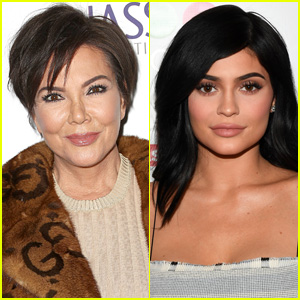 Kris Jenner Responds to Rumors Over Stormi's Paternity