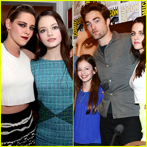 Kristen Stewart Just Reunited with Her 'Twilight' Daughter!