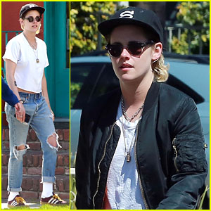 Kristen Stewart Steps Out for Lunch With Female Friend in LA