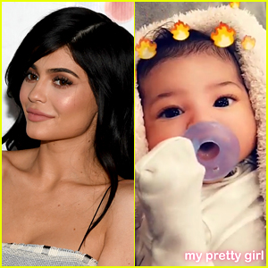 Kylie Jenner Shares Close-Up Photos & Video of Baby Stormi