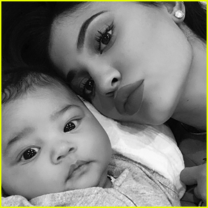 Kylie Jenner Posts Adorable Selfies With Daughter Stormi - See the Pics!