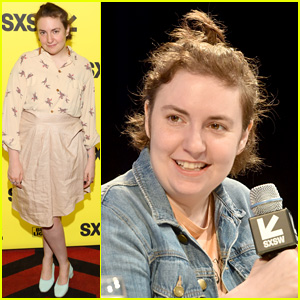 Lena Dunham Says She Has 'About' 19 People Who Stop Her From Tweeting