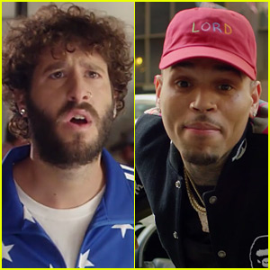Lil Dicky Chris Brown Switch Lives In Freaky Friday Music Video