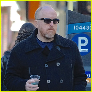 Louis C.K. Keeps Low Profile in NYC Amid Sexual Assault Scandal