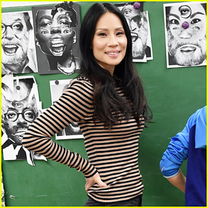 Lucy Liu Teams Up with LIFEWTR to Bring Art Education Back to Schools!