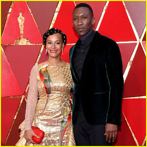 Mahershala Ali & Wife Amatus Couple Up for Oscars 2018