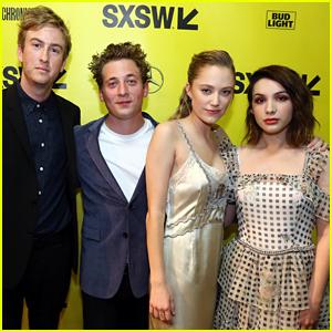 Maika Monroe Premieres 'Shotgun' at SXSW with Director Hannah Marks!