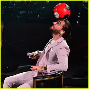 Maluma Debuts FIFA World Cup 2018 Anthem 'Colors' in Miami!