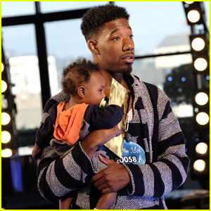 Marcio Donaldson Brings His Adopted Son to 'American Idol' Audition - Watch Now!