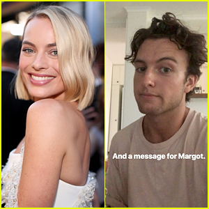 Margot Robbie's Brother Jokingly Shades Her After Oscars Loss