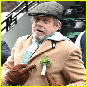 Mark Hamill is Named Guest of Honor at St. Patrick's Day Parade in Dublin!