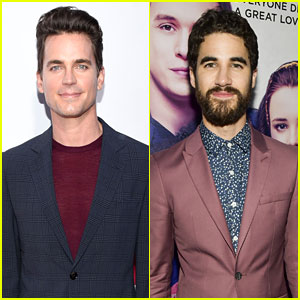 Matt Bomer & Darren Criss Support Greg Berlanti at 'Love, Simon' Premiere!