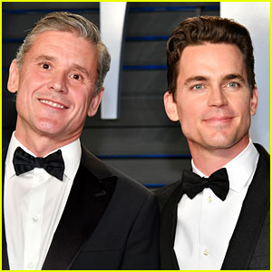 Matt Bomer & Simon Halls Buy Out a Screening of 'Love, Simon' for Texas Town!