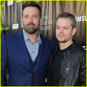 Matt Damon & Ben Affleck Pledge to Support Inclusion Riders in Future Deals