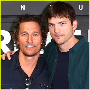 Matthew McConaughey & Ashton Kutcher Join Forces for PerfectPitch Business Competition Panel