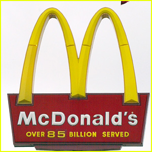 Find Out Why McDonald's Flipped It's Golden Arches Today