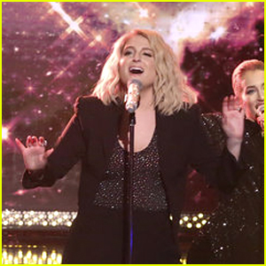 Meghan Trainor Performs 'No Excuses' on 'Fallon' - Watch Now!