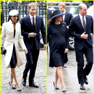 Meghan Markle Steps Out with Prince Harry for First Official Event with Queen Elizabeth II!