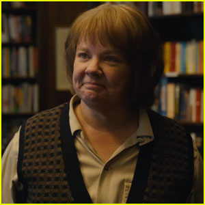 Melissa McCarthy Stars in 'Can You Ever Forgive Me?' Trailer - Watch Now!