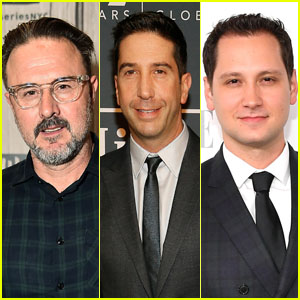 David Arquette, David Schwimmer, Matt McGorry & More Hollywood Men Launch #AskMoreOfHim Campaign