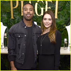 Marvel Stars Michael B. Jordan & Elizabeth Olsen Celebrate Independent Film with Piaget