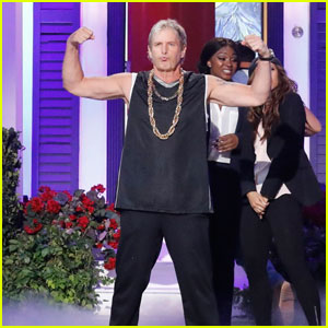 Michael Bolton Channels Coolio on 'Lip Sync Battle' Sneak Peek - Watch Now!