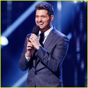 Michael Buble Says He's Feeling 'Healthy And Happy' After Son's Cancer Diagnosis