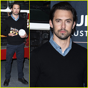 Milo Ventimiglia Teams Up with Duracell & FDNY for Fire Safety!