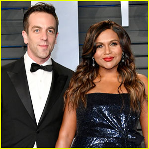 Mindy Kaling Moved to Tears After Reading B.J. Novak's Congratulatory Message