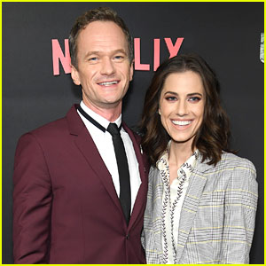 Neil Patrick Harris & Allison Williams Premiere 'A Series of Unfortunate Events' Season 2