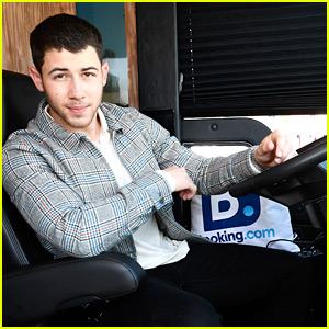 Nick Jonas is Getting Ready to Take His Show on the Road!