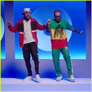 Nicky Jam & J Balvin Dance It Out in Colorful 'X' Video - Watch Now!