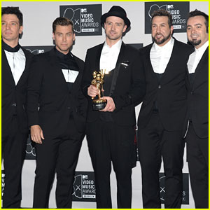 'NSYNC Sets Date for Hollywood Walk of Fame Ceremony!