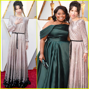 Sally Hawkins & Octavia Spencer Bring 'Shape of Water' to Oscars 2018