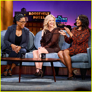 Oprah, Reese Witherspoon & Mindy Kaling Show Off Their Impressions of Each Other - Watch Here!