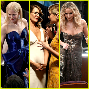 Oscars 2018 Backstage & Audience Photos - Moments You Didn't See on TV!