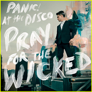 Panic At The Disco Announce Sixth Album 'Pray For The Wicked' - See the Track List, Cover & Release Date!