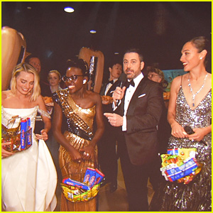 Margot Robbie, Gal Gadot, Lupita Nyong'o & More Surprise Moviegoers During Oscars 2018 - Watch Now!