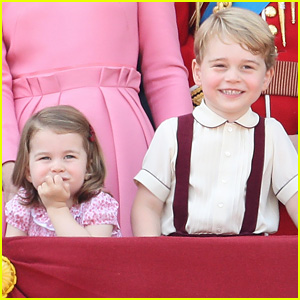 Prince George & Princess Charlotte Love Making Pizza Dough, Says Mom Kate Middleton!