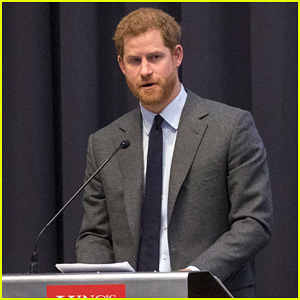 Prince Harry 'Shocked To The Core' By Armed Forces Veterans Stories
