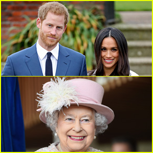 Queen Elizabeth Gives Blessing for Prince Harry's Marriage to Meghan Markle