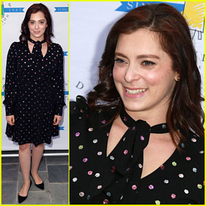 Rachel Bloom Is a Dreamer at I Have a Dream Foundation Dinner