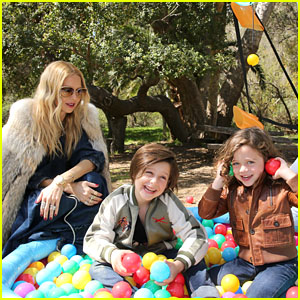Rachel Zoe Celebrates Son Skyler's 7th Birthday With Circus Themed Party!