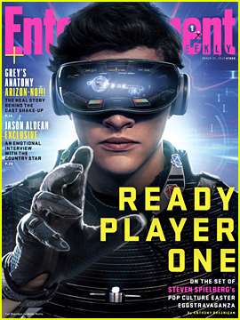 Steven Spielberg & Tye Sheridan Open Up About 'Ready Player One'!
